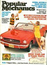1977 Popular Mechanics Magazine: Mustang/Honda Accord/Pacer Wagon/Lindy's Flight