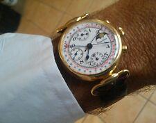 Orologio oro massiccio 18 kt Super lusso..!!!