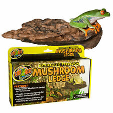 Zoo Med Mushroom Ledge large , Reptile Basking Area , Ta-51