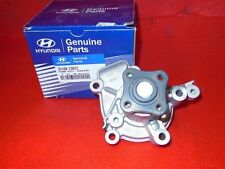 NEW Engine Water Pump OEM Brand NEW For Hyundai Tiburon Kia Soul Tucson Spectra