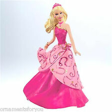 Hallmark 2011 Barbie as Blair princess Charm School Oranement