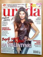 URODA 2/2013 EDYTA GÓRNIAK,Anja Rubik,Jessica Alba,Dita Von Tees,Shakira