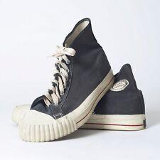 Vtg 50's Joe Lapchick Basketball Shoe Sneaker Converse Chuck Taylor Style 10 Usa