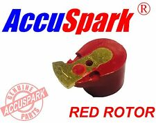 Accuspark Red Rotor Arm for Humber Hawk 1946-1967 with Clockwise Rotation