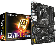 Placa base Gigabyte Z370p D3