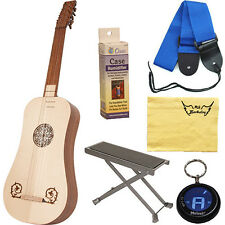 Roosebeck Voboam Baroque Guitar 5-course Zachary Taylor Deluxe Package