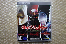 Devil May Cry HD Collection PS3 Region Free Sony Playstation3 Japan Video Game