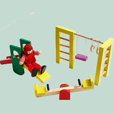 DOLL HOUSE FURNITURE KIDS STUFF PLAYGROUND 1/12 SCALE KT01