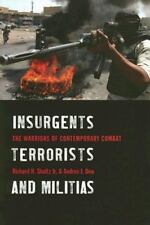 Insurgents, Terrorists, And Militias: The Warriors of Contemporary Combat