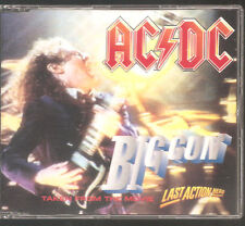 "AC/DC ""Big Gun"" Rare Australia CD Single"