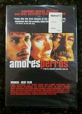 Amores Perros (Dvd, 2001 : Alejandro González Iñárritu) Brand New