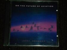 Jerry Goodman On The Future Of Aviation (Japan CD, 1985, Private Music)