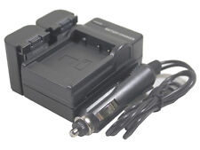 new 2pcs Battery and Charger for JVC BN-VG114 GZ-HM880 BN-VG114U VG138 VG107 GX1