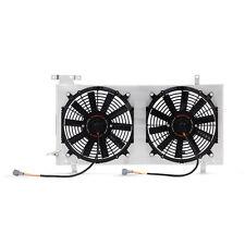 MISHIMOTO de calce directo para radiador ventilador Sudario Kit-se adapta a Impreza WRX / STI - 08-15