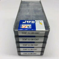 10pcs ISCAR DCMT3-2-SM IC907 DCMT11T308-SM IC907 Carbird Inserts