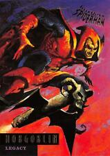 HOBGOBLIN / Spider-Man Fleer Ultra 1995 BASE Trading Card #74