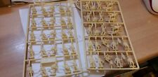 VINTAGE 1/72nd 20mm ESCI BRITISH INFANTRY UNPAINTED COLONIAL SPRUED no box