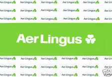 "Aer Lingus Airlines Logo Fridge Magnet 3.25""x2.25"" Collectibles (LM14021)"