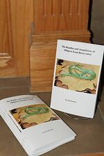 The Reptiles and Amphibians of Mitigwa Scout Reservation; Boy Scout Book
