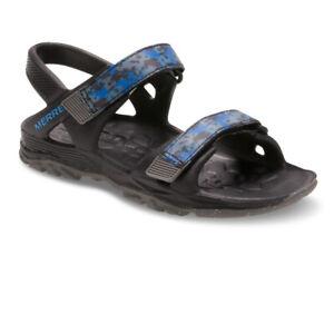 Merrell Boys Hydro Drift Shoes Sandals Black Sports Outdoors Lightweight