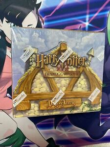 Harry Potter Diagon Alley Booster Box - New & Sealed - WOTC Rare - TCG