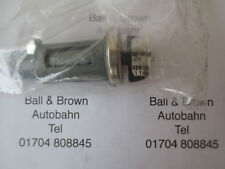 Genuine Vauxhall Front Door Lock Cylinder Barrel Key Assy Z1140 Part No 133703