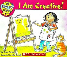 I am Creative, The Best Me I Can Be, David Parker, Children's Picture Book, New