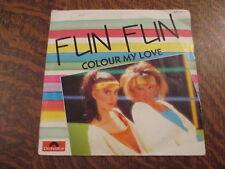 45 tours fun fun colour my love