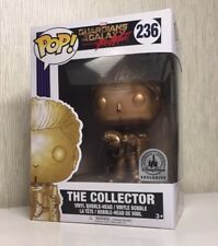 CHASE! Funko Pop The Collector Gold Disney Parks Exclusive 236 Limited