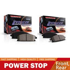 16-1623 Z16 Ceramic Brake Pad Power Stop