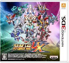 UsedGame Nintendo 3DS Super Robot Wars UX [Japan Import] FreeShipping