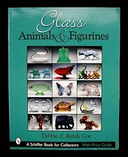 Book For Collectors Glass Animals & Figurines With Price Guide – Double Signed