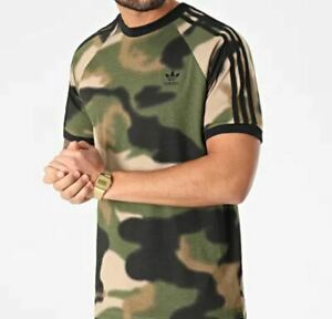Adidas Camouflage Indiana Men's T-Shirts for sale   eBay