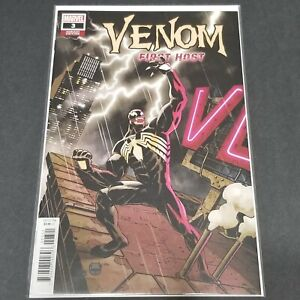 Venom First Host #3 Variant First Appearance Of Sleeper