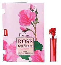 BioFresh ROSE OF BULGARIA Parfüm Frauen 2,1 ml Delicate & Schönheit & Frische
