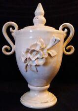 """Privilege International Ceramic Urn - """"Vintage Look"""""""