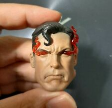 1/6 Scale Sideshow Collectibles Superman Head Sculpt laser eyes Action figure