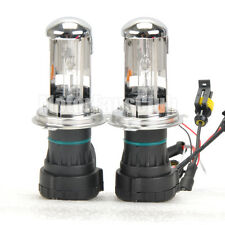 H4 35W HID Conversion Xenon Bi-xenon Hi/Lo Dual Beam Headlight Light Bulbs 4300K