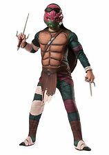 Ninja Turtle Movie Child DELUXE RAPHAEL COSTUME L (10-12) - Minus the Belt
