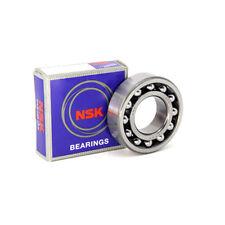 NSK 2201 Self-Aligning Ball Bearings 12x32x14mm.