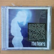 THE TEARS Here Comes The Tears PHILIPPINES Press CD SUEDE