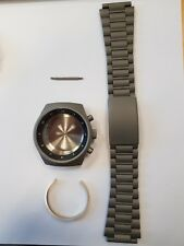 Watch kit for ETA Valjoux 7750 new - case - band - movement holder - pins