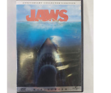 Jaws - Steven Spielberg (Anniversary Collectors Edition) 2000 DVD