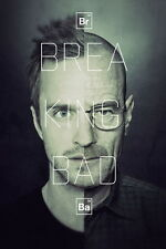 "47 Breaking Bad - Season TV Show 2012 2013 Hot Art 24""x36"" Poster"