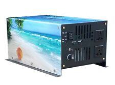 2000W LF Pure Sine Wave Power Inverter DC 12V to AC 110V 60Hz, car power tool -A