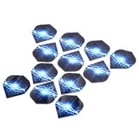 12PCS high quality Nice Darts Flights for Professional Darts Tail OutdoorSportca