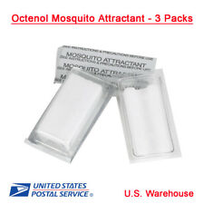 Octenol Mosquito Attractant (3 PACK) Insect for Magnet Traps Device (OE)