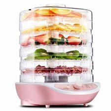 Food Dehydrator Machine Electric Multi-tier Preserver Meat Fruit Meat Dryer For