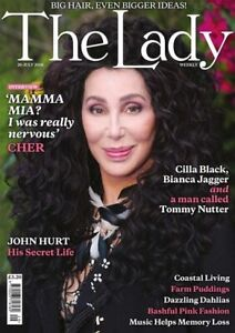 The Lady Magazine 20 July 2018 - Cher