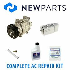 Toyota Echo 00-03 Complete A/C Repair Kit With Compressor & Clutch Reman Denso